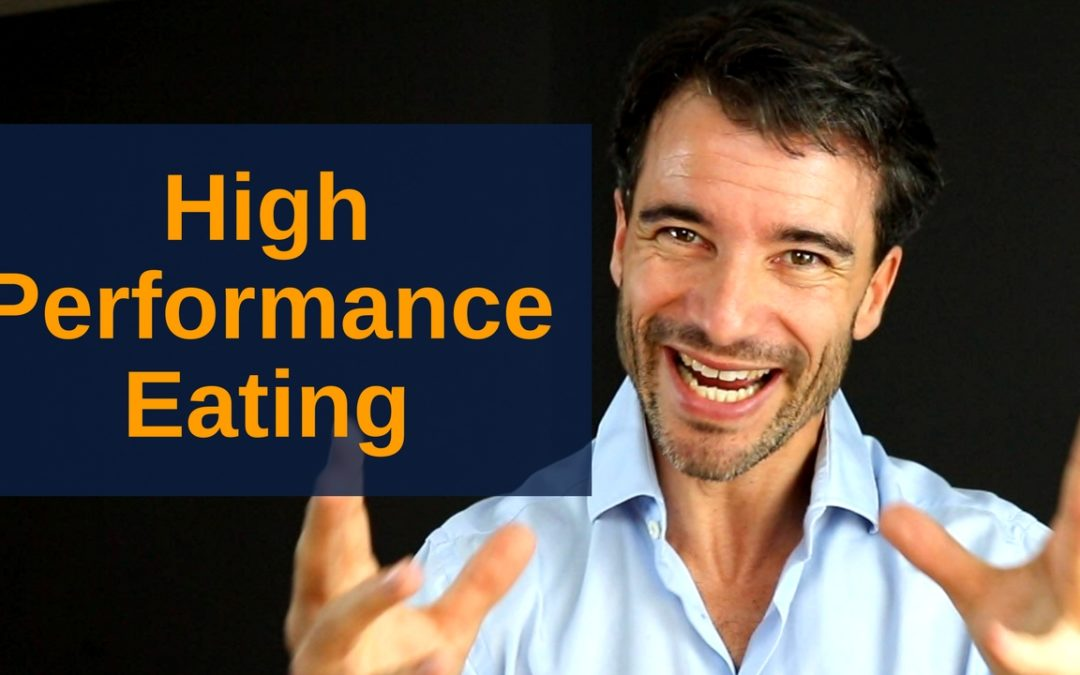 The Golden Rule Of High Performance Eating