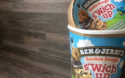 How Ben & Jerry´s Destroyed My Recovery [2 Min Read]
